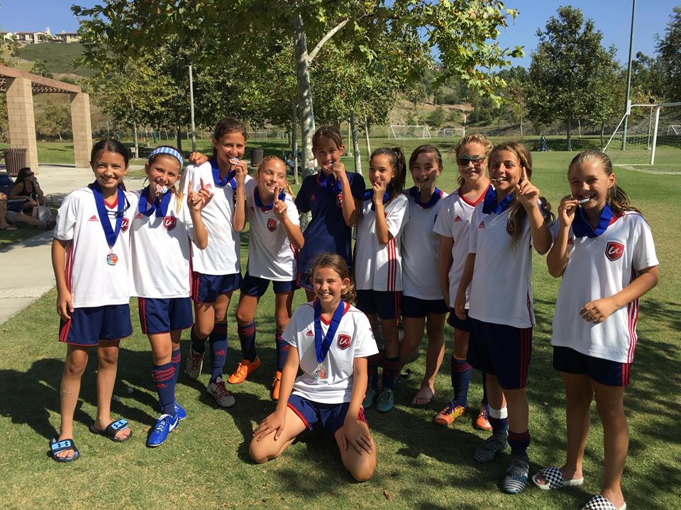 LA Breakers FC Girls' 07 won the OC Kickoff Classic.